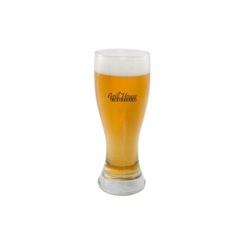 Tall Pilsner 20oz clear glassware